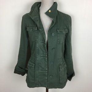 🆕Ecote UO Green Utility Jacket